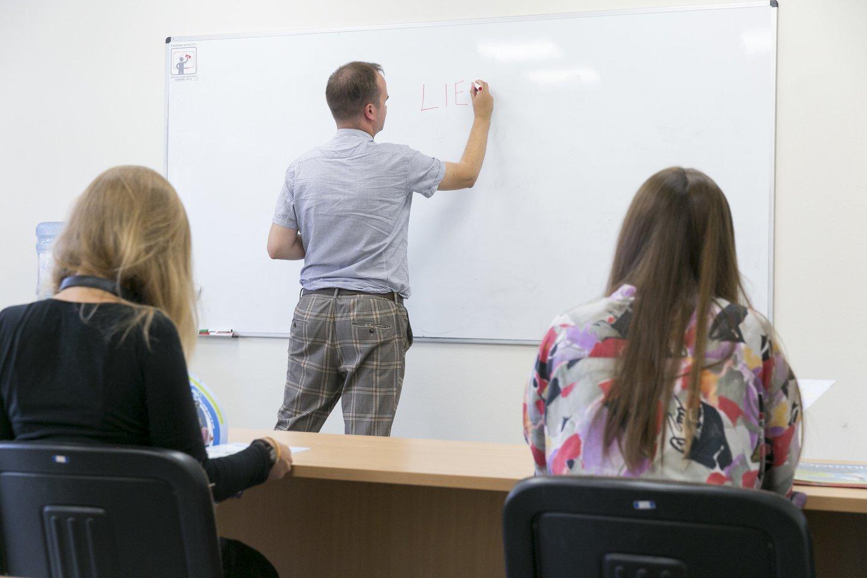 Jungtinei Karalystei pabranginus studijas vis daugiau studentų dairosi į Kanadą.<br>T.Bauro nuotr.
