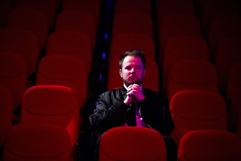 """Sekmadienio vakarą praūžė nacionalinio kino apdovanojimai """"Sidabrinė gervė"""".<br>Organizatorių nuotr."""