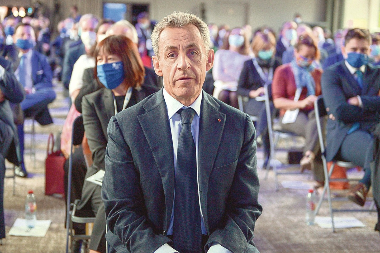 """Buvęs Prancūzijos lyderis N.Sarkozy įtariamas korupciniais nusikaltimais.<br>""""SIPA Press""""/""""Scanpix"""" nuotr."""
