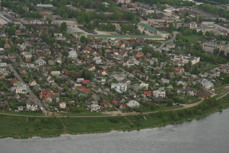 Žemųjų Šančių gyventojai ryžosi per trejus metus suplanuoti šios miesto dalies urbanistinę ir architektūrinę viziją.<br>M.Patašiaus nuotr.