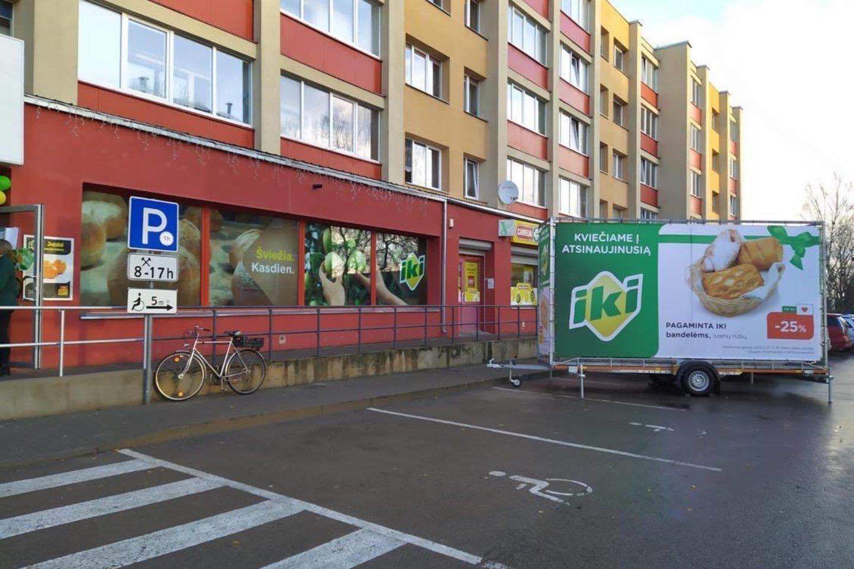 Atnaujinnat parduotuvę Kelmėje investuota 286 tūkst. eurų.<br>Organizatorių nuotr.