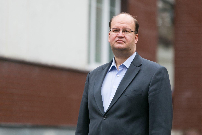 M.Marcinkevičius.<br>T.Bauro nuotr.