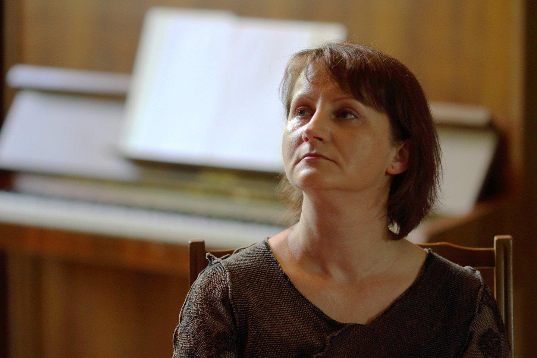 R.Stanevičiūtė-Kelmickienė, 2010 m.<br>A.Rakausko nuotr.