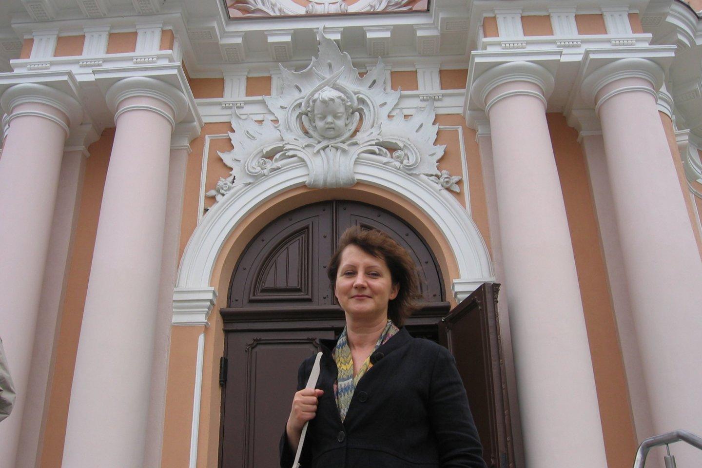 R.Stanevičiūtė-Kelmickienė, 2010 m.<br>E.Jensen nuotr.