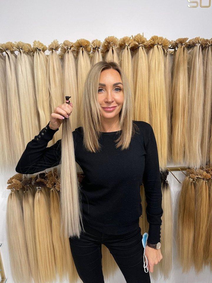 G.Žemaitė nustebino nauja šukuosena.<br>Asmeninio albumo nuotr.