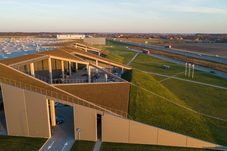 SBA industrinių inovacijų slėnis.<br>SBA nuotr.