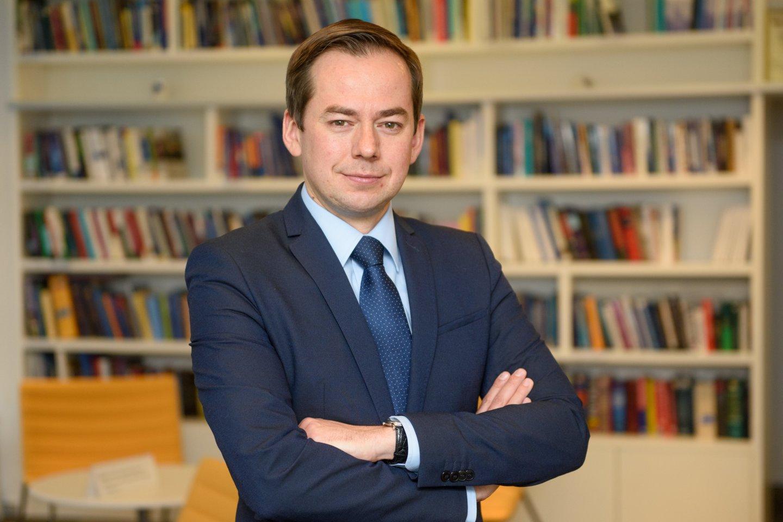 Arnoldas Pranckevičius<br>D.Umbraso nuotr.