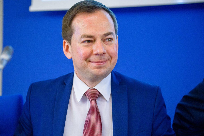 Arnoldas Pranckevičius<br>J.Stacevičiaus nuotr.