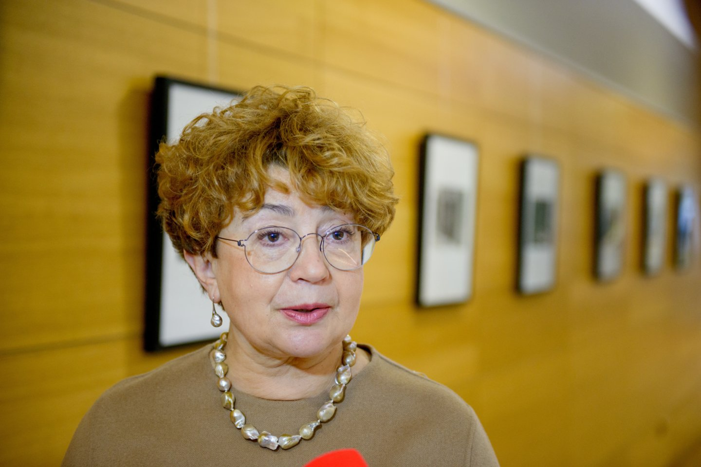 Faina Kukliansky.<br>J.Stacevičiaus nuotr.