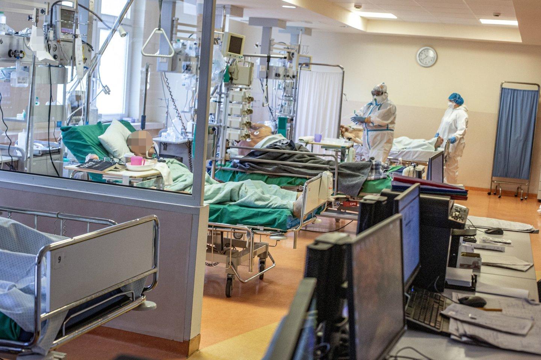 VUL Santaros klinikos.<br>V.Balkūno nuotr.
