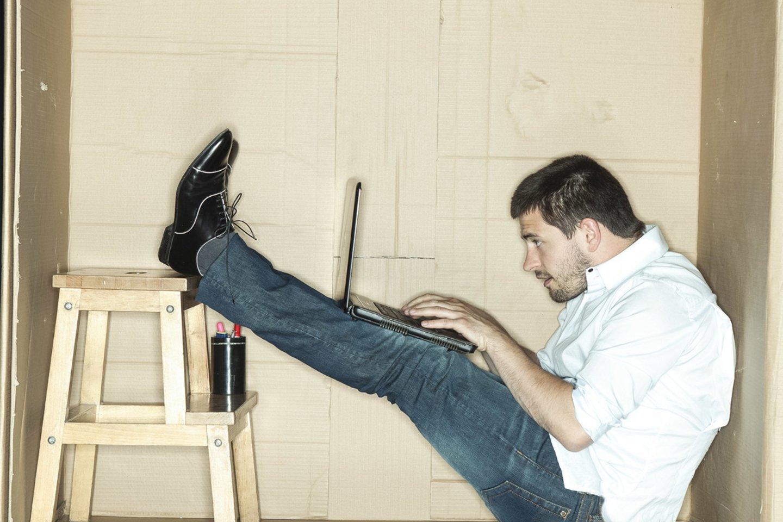Žmonės išdrįso internetu įsigyti net patį brangiausią gyvenime pirkinį – būstą – o tai rodo ne tik įpročio, tačiau ir požiūrio pokytį.