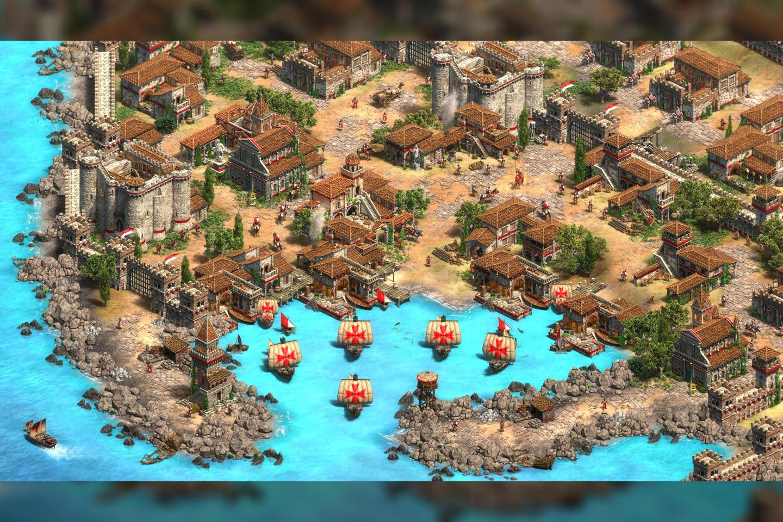 """Pagaliau, po beveik 22 metų pertraukos, pasirodys pirmasis  """"Age Of Empires 2"""" papildinys."""