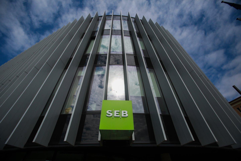 """""""Dagens Industri"""" šaltiniai pranešė, jog JAV institucijos įtaria trijų bankų padalinius Baltijos šalyse sukčiavimu ir pinigų plovimu.<br>G.Bitvinsko nuotr."""