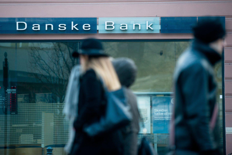 """""""Dagens Industri"""" šaltiniai pranešė, jog JAV institucijos įtaria trijų bankų padalinius Baltijos šalyse sukčiavimu ir pinigų plovimu.<br>J.Stacevičiaus nuotr."""