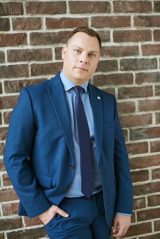 Mokslo, inovacijų ir technologijų agentūros (MITA) vadovas Gintas Kimtys.<br>MITA nuotr.