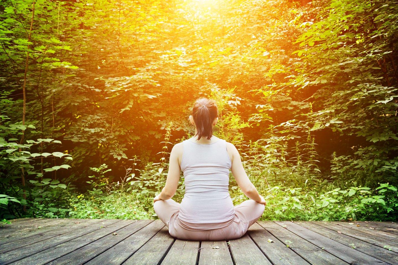 """""""Ne paslaptis, kad sėkmingiausi pasaulyje žmonės gyvena šalia gamtos, moka padėti sau atsipalaiduoti"""", – kalbėjo inovacijos autorius.<br>123rf.com asociatyvi nuotr."""