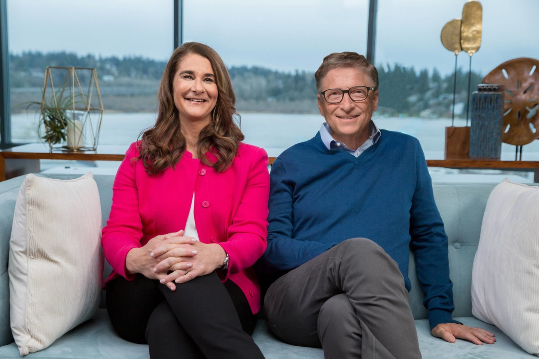 Melinda ir Billas Gatesai.<br>Scanpix nuotr.