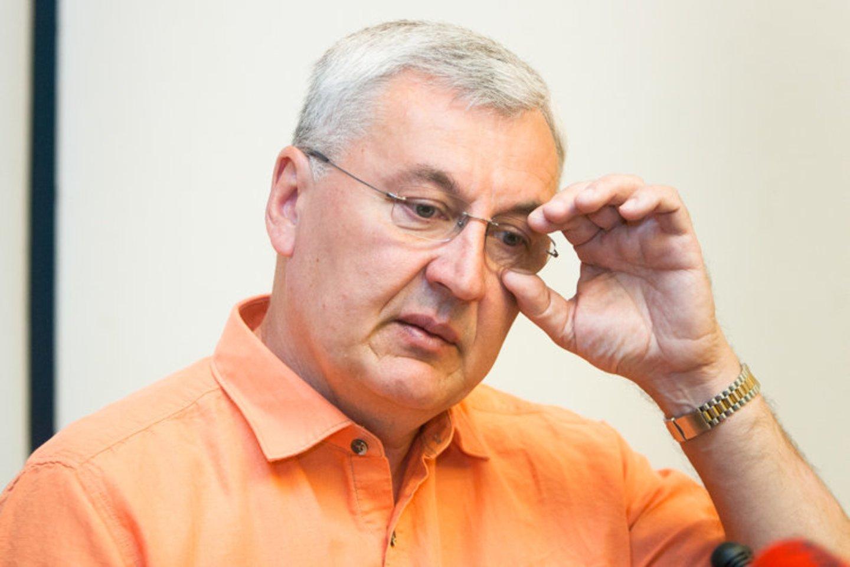 J.Kazlauskas 2013-aisiais.<br>J.Stacevičiaus nuotr.