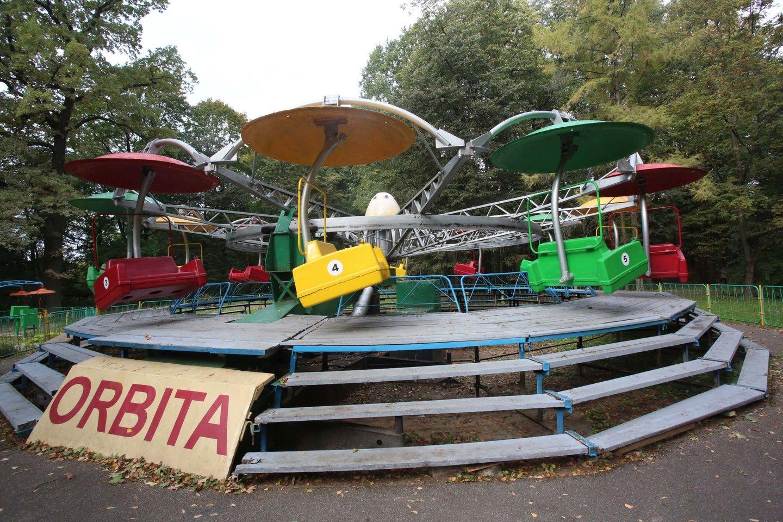 Kauno savivaldybė nusprendė inicijuoti Vytauto parko bei šalia esančios buvusios Vokietijos konsulo rezidencijos teritorijos paėmimo visuomenės poreikiams procedūrą.<br>M.Patašiaus nuotr.