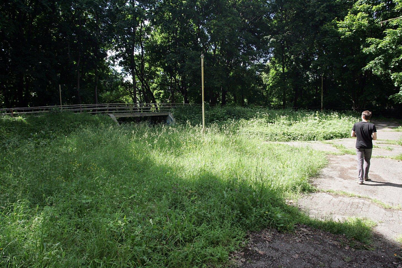 Kauno savivaldybė nusprendė inicijuoti Vytauto parko bei šalia esančios buvusios Vokietijos konsulo rezidencijos teritorijos paėmimo visuomenės poreikiams procedūrą.<br>P.Mantauto nuotr.