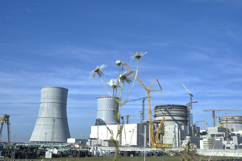 Per bandomojo pramoninio eksploatavimo etapą bus nuosekliai didinama reaktoriaus galia.<br>V.Ščiavinsko nuotr.