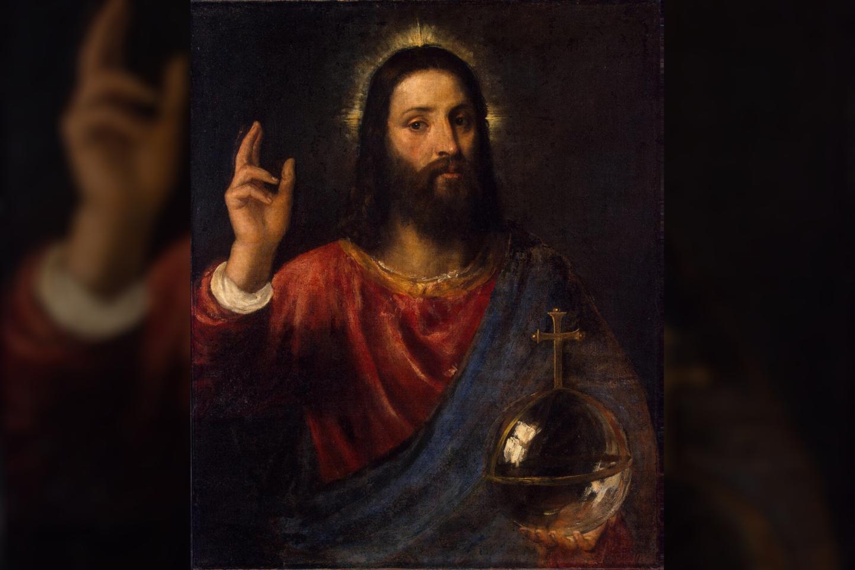 Šiais laikais dominuojantis Jėzaus atvaizdas yra kilęs iš Italijos renesanso, t.y. kai Jėzus bei kiti Biblijos personažai buvo vaizduojami kaip XVI a. vidurio europiečiai.<br>Tiziano Vecelli pav.