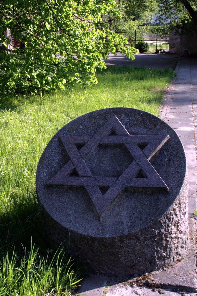 Klaipėdos žydų kapinės.<br>F.Puzemskio archyvas.