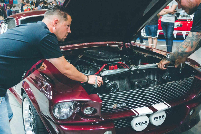 """Jungtinių Amerikos Valstijų kompanija """"CarMD"""" paskelbė automobilių reitingą pagal tai, kiek problemų jie turi su varikliais.<br>www.unsplash.com nuotr."""