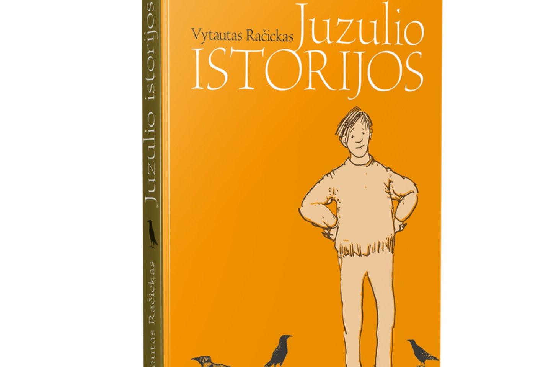 """Naujausioje knygoje """"Juzulio istorijos"""" pagrindinis veikėjas keliauja po Lietuvos regionus ir kalba įvairiomis tarmėmis.<br> Asmeninio albumo nuotr."""