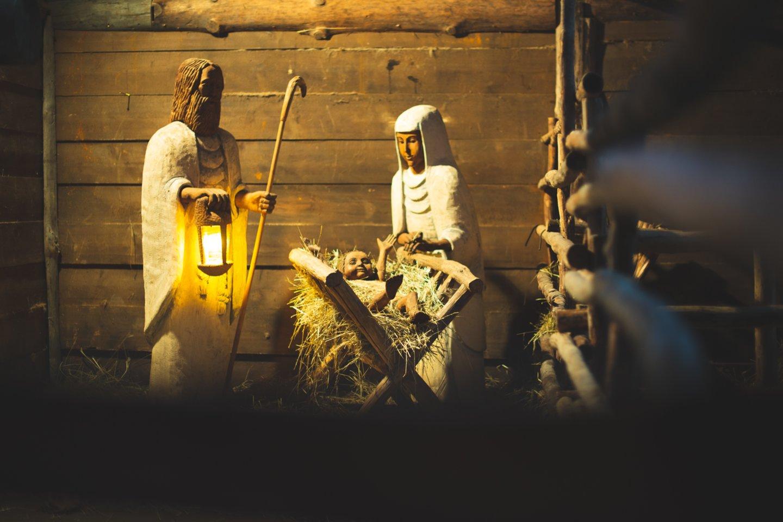 Šiais metais Druskininkai Kalėdas pasitiko kaip niekad spalvingi ir kupini staigmenų.<br>Druskininkų m. savivaldybės nuotr.