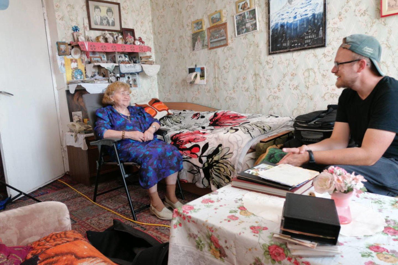 """V.Šmitienė pasidalijo prisiminimais apie """"Vilko vaikų"""" likimą."""