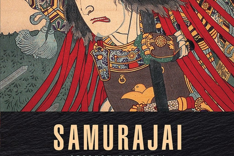 """Naujoje knygoje """"Samurajai"""" yra fotografijų ir meno kūrinių reprodukcijų.<br>Leidėjų nuotr."""