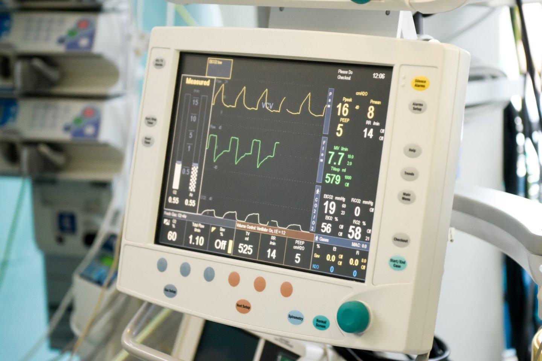 santariškių klinikos, širdies persodinimas, santaros klinikos<br>D.Umbraso nuotr.