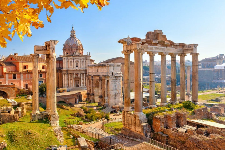 347 m. gimė paskutinis vieningos Romos imperijos imperatorius Teodosijus I Didysis.<br>123rf