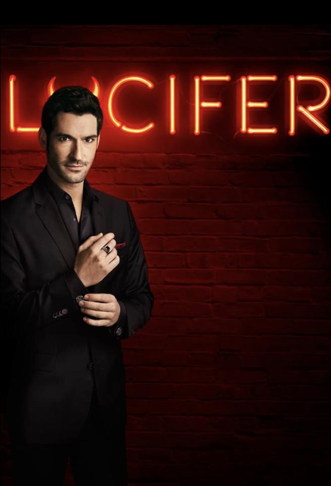 """Pavadinti vaiką Liuciferiu galėjo paskatinti ir populiarus serialas """"Liuciferis"""".<br>""""FOX Broadcasting Company"""" nuotr."""