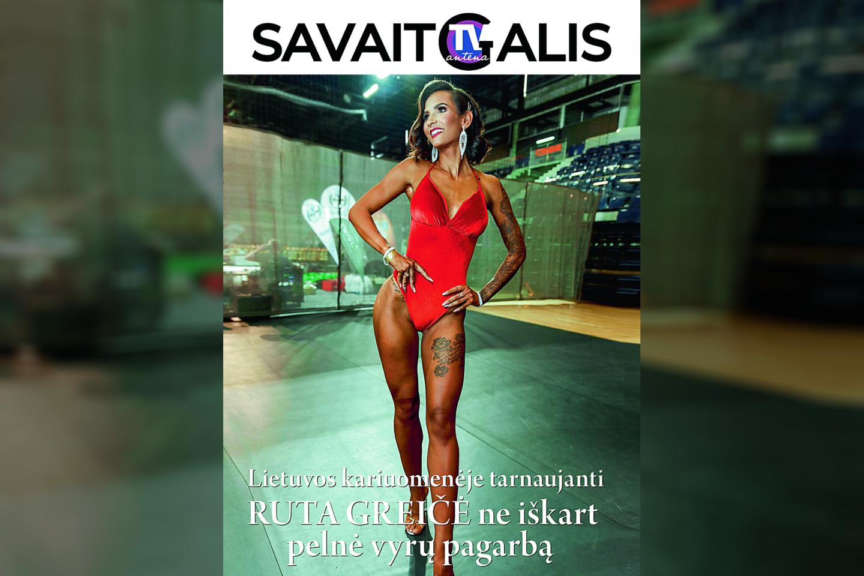 """Pirmasis 2021-ųjų šeštadieninis """"Lietuvos rytas"""" šiandien pasirodė kitoks – skaitytojai gali mėgauti nauju savaitiniu žurnalu """"Savaitgalis""""."""