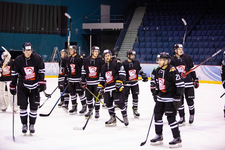 Atnaujintas ledo ritulio čempionatas.<br>Hockey.lt nuotr.