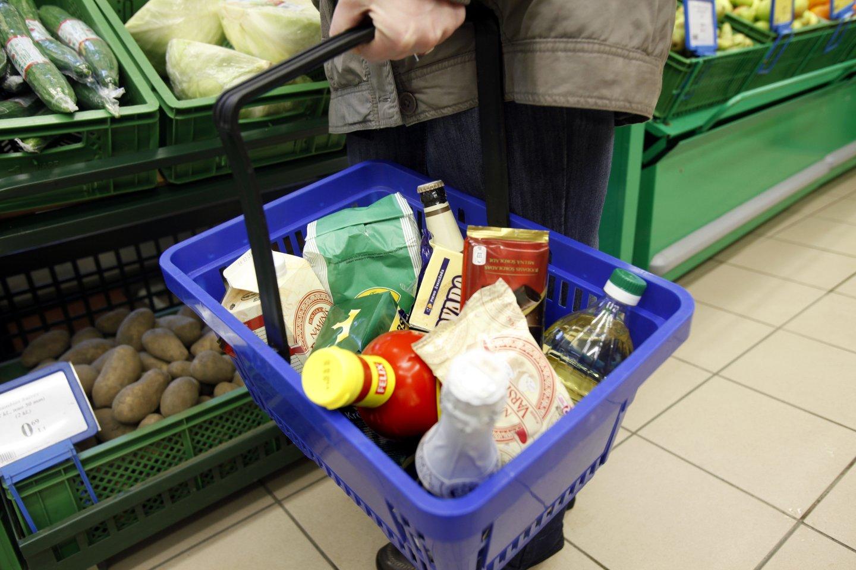 FAO pasaulio maisto kainų indeksas rodo penkių maisto produktų grupių: grūdų, mėsos, pieno produktų, augalinių aliejų ir cukraus kainų pokyčius tarptautinėse rinkose.<br>V.Balkūno nuotr.