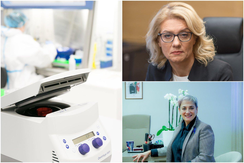 Lietuvos mokslininkai tikisi pasiūlyti neskausmingą ir ekonomiškai pigesnį metodą, kuris būtų naudojamas testuojant koronavirusą.<br>lrytas.lt koliažas