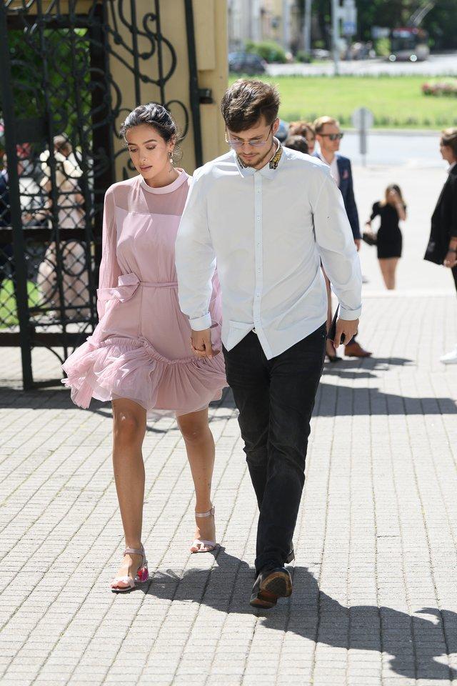 Karolina Meschino ir Dominykas Ježerys-OG Version.<br>V.Skaraičio nuotr.