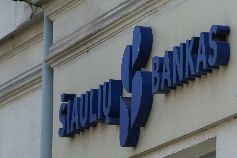 Vilniaus apygardos administracinis teismas antradienį atmetė Šiaulių banko skundą ir paliko Lietuvos banko (LB) už pažeidimus skirtą 0,88 mln. eurų baudą.<br>G.Bitvinsko nuotr.