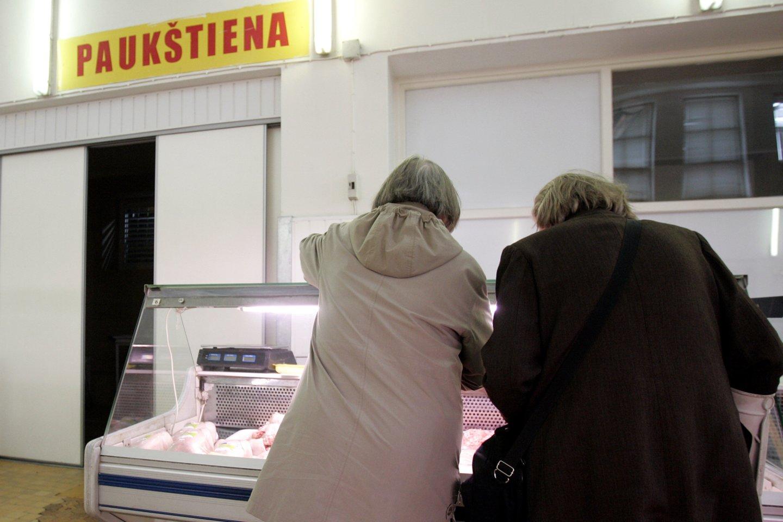 Dalis smulkiųjų verslininkų regionuose susiduria su dideliais pandemijos iššūkiais.<br>V.Balkūno nuotr.