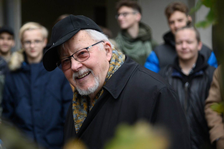 Vytautas Landsbergis.<br>V.Skaraičio nuotr.