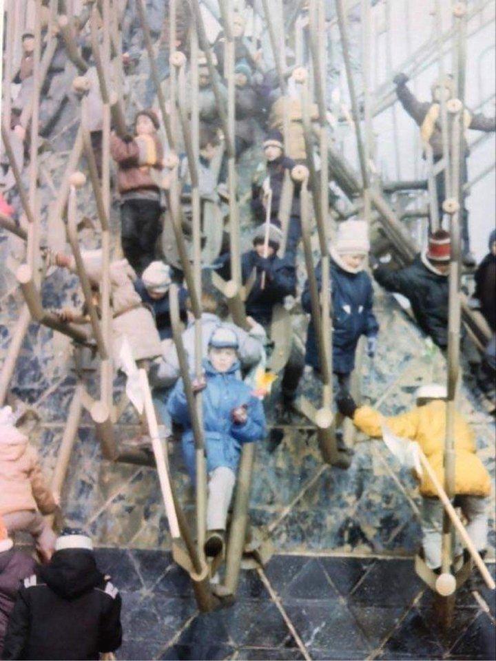 1991-ųjų kovo 11-oji. Ignas Krupavičius.<br>Asmeninio archyvo nuotr.