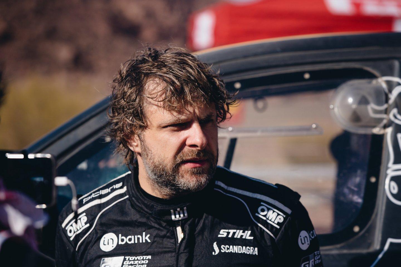 10-asis Dakaro etapas: stabilumą demonstravęs B. Vanagas – 10-uke.<br>V.Pilkausko ir Marian Chytka nuotr.