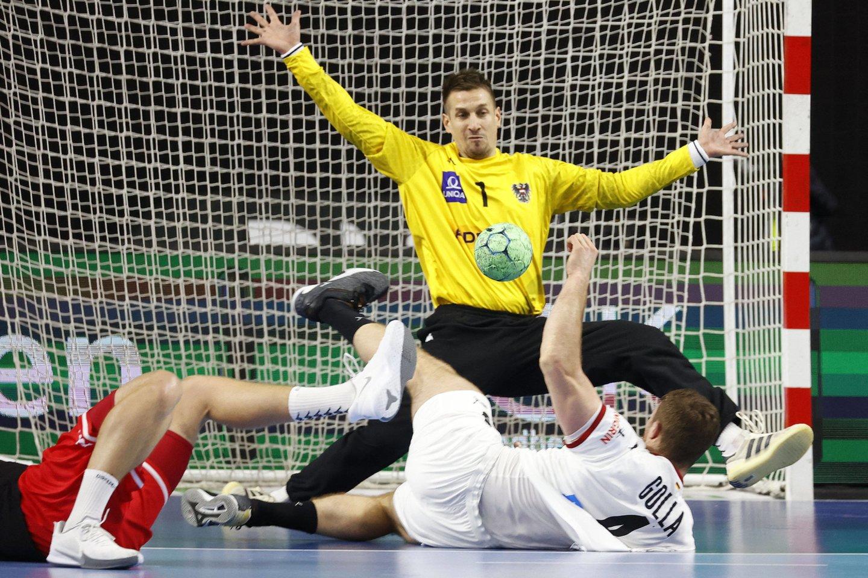 Vokietijos rinktinė laikoma viena iš pasaulio čempionato favoričių.<br>Reuters/Scanpix.com nuotr.