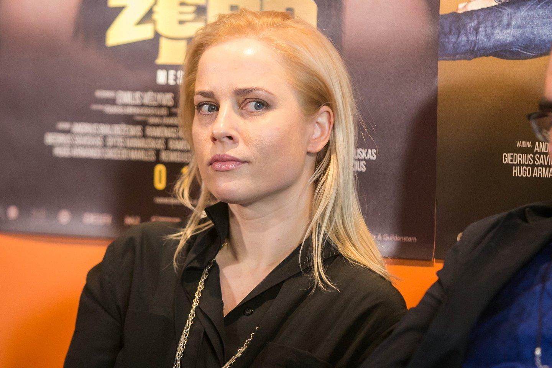 Inga Jankauskaitė.<br>T.Bauro nuotr.