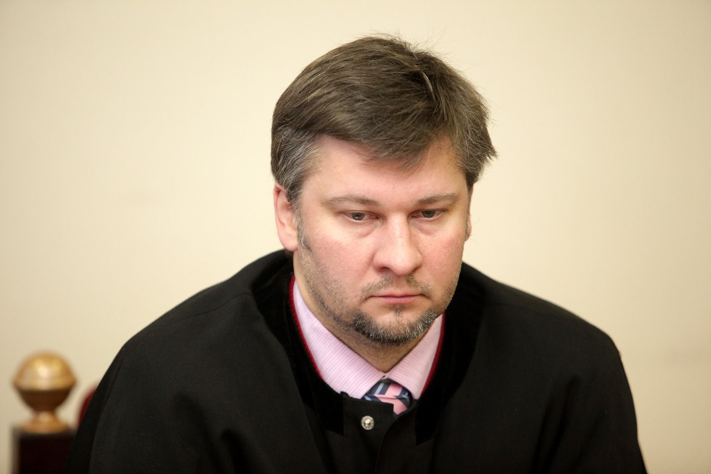 Advokatas Remigijus Merkevičius<br>V.Balkūno nuotr.