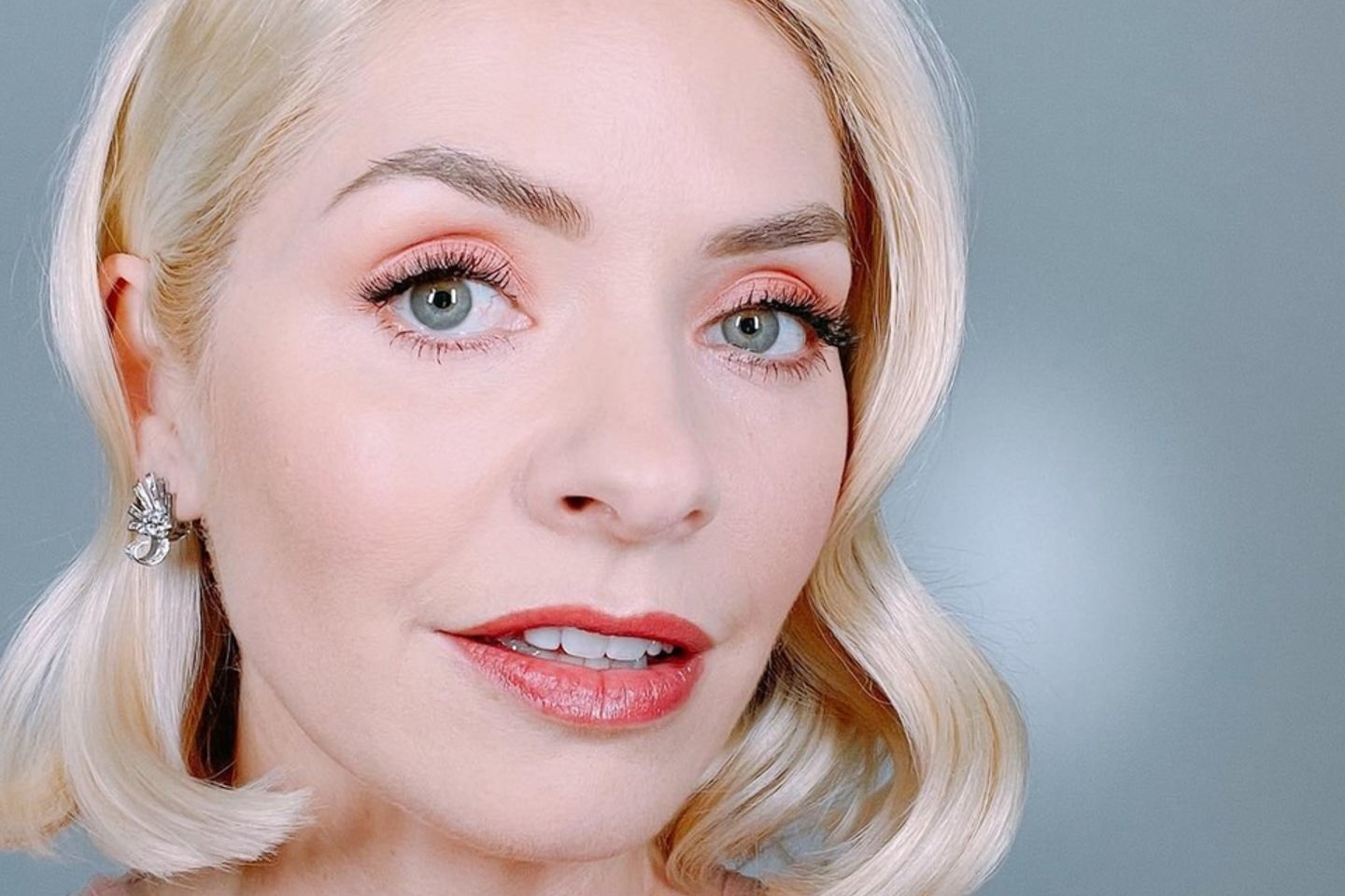 Holly Willoughby.<br>Soc. tinklo nuotr.