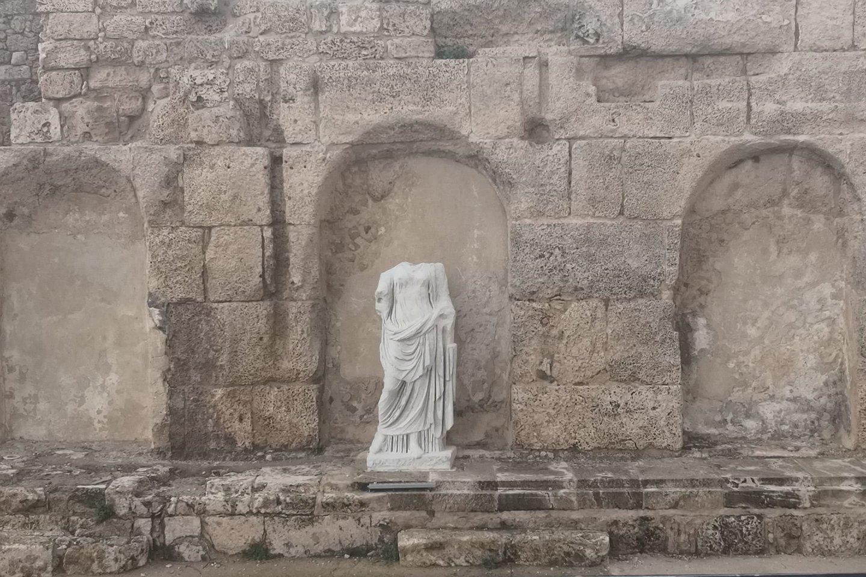 Cezarėja šiais laikais.<br>A. Rutkausko nuotr.